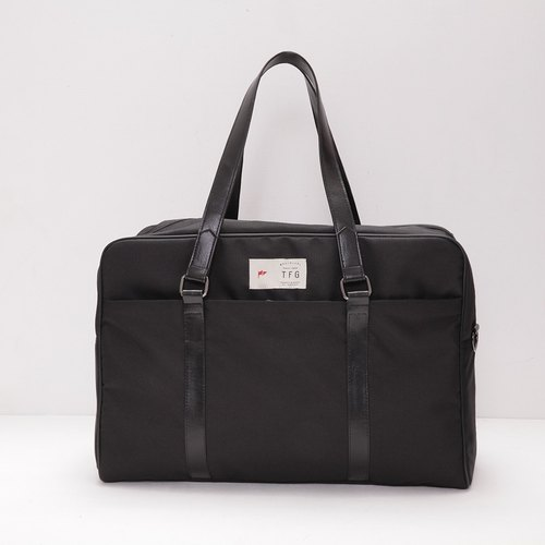 Duffle Bag Saturday 401 Black