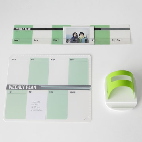 【OSHI】Green Fantasy Stationery Sets