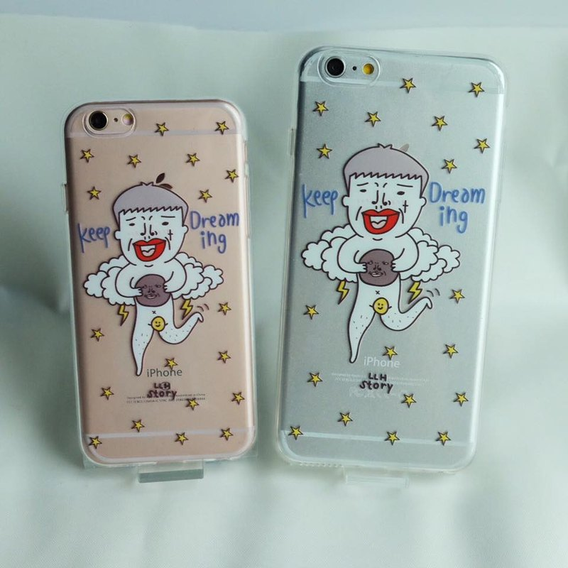 LLH keep dreaming Phone Case