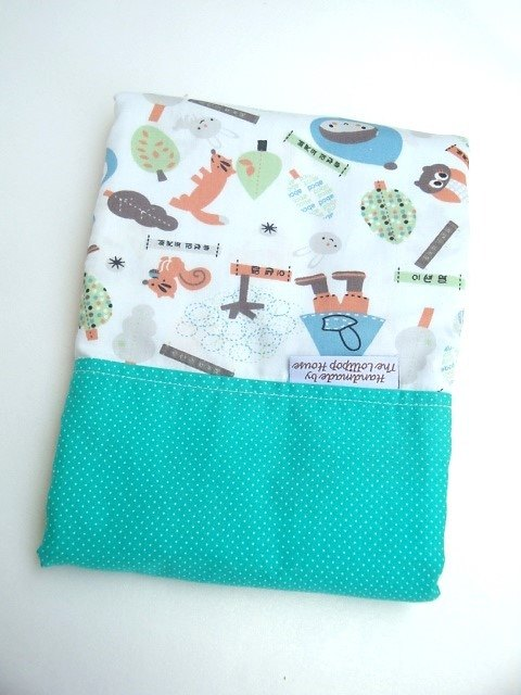 Baby 100% cotton flannel sheets + Betty cap