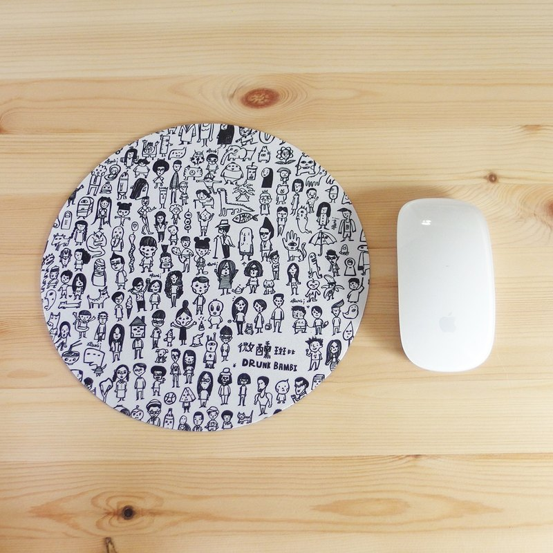 Mouse Pad / The Crowd