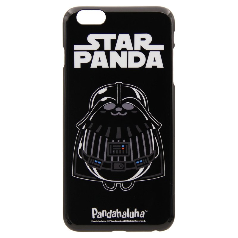 Sigema X Pandahaluha iPhone 6 plus / 6s plus Armour IMD / black generals Phone Case