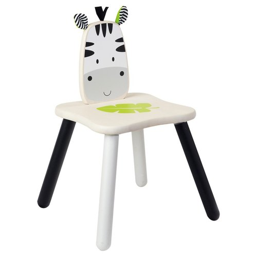 """WonderWorld"" zebra styling chair"