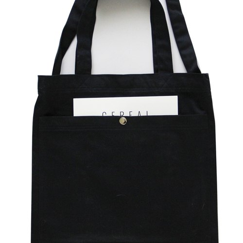 two-way tote bag