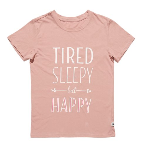 ★ natural and comfortable ★ organic cotton T_HAPPY (adults)