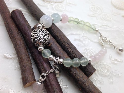 Natural stone bracelet - revel series of four