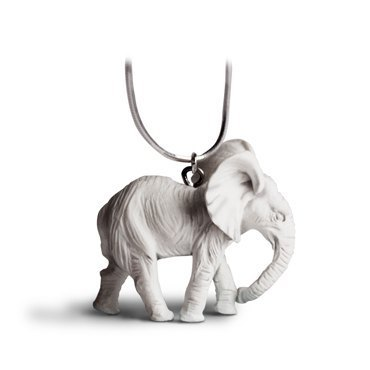 Little Elephant X NECKLACE baby elephant necklace