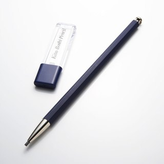 Japan North Star adults blue pencil - color (blue pen refills blue body + cut)