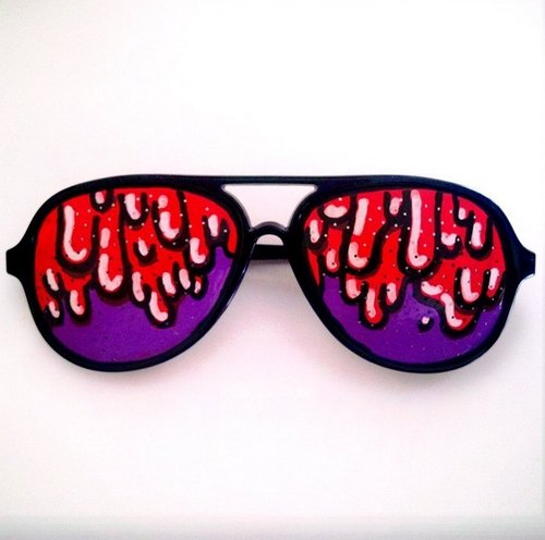 [Iamkamty] Hand Drawn Shades (Bloody Overflow)