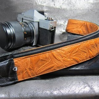 """Autumn Leaves"" Decompression Belt Camera Belt Uke Lili Camera Strap"
