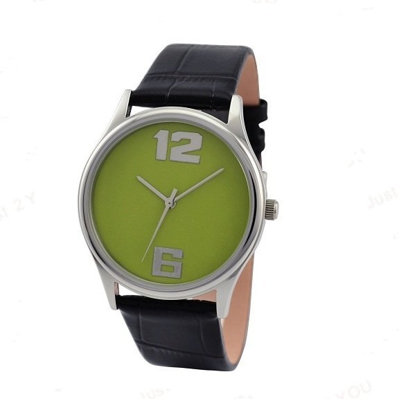 Minimalist Watch (Green)