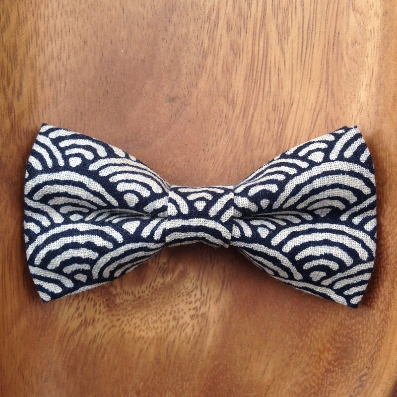 Independent design and wind series tie Bow Tie No. 002
