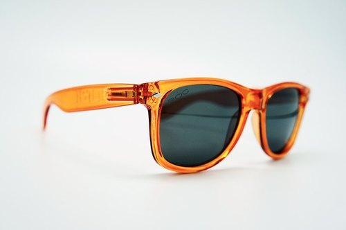 BLR sunglasses Orange