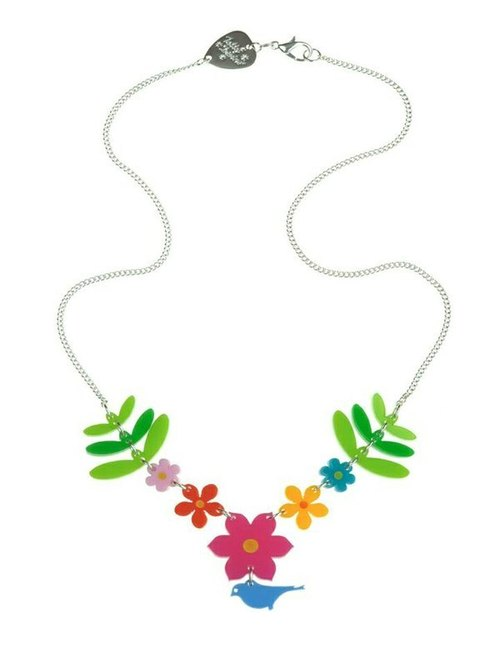 Tatty Devine necklace - small flowers