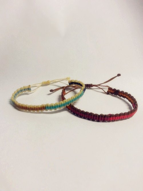 National style multi color bracelet