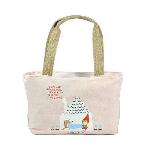 Kato Shinji lunch with Little Red Riding Hood Series - Shoulder Bag