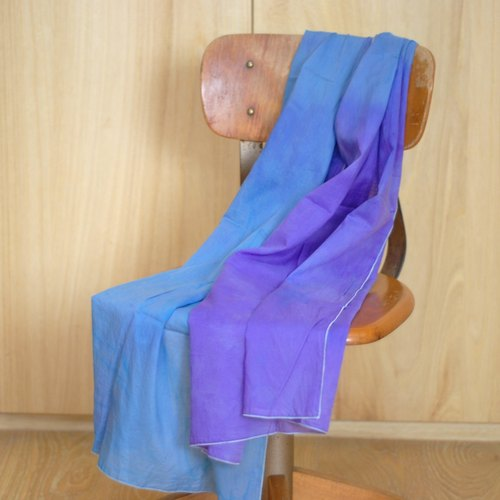 JainJain hand-dyed colors scarves / shawls