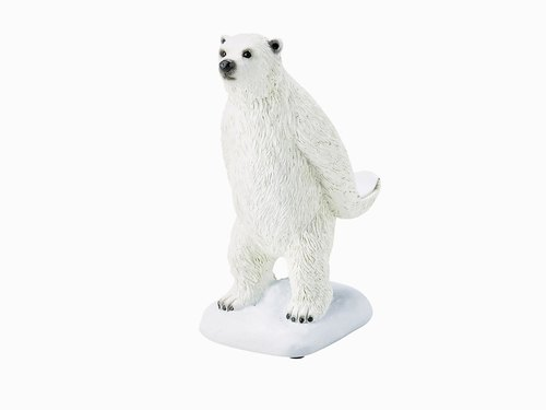 SUSS-Japanese high-quality super cute desktop phone holder / mobile phone stand (polar bear) - birthday gift recommendation / spot free shipping