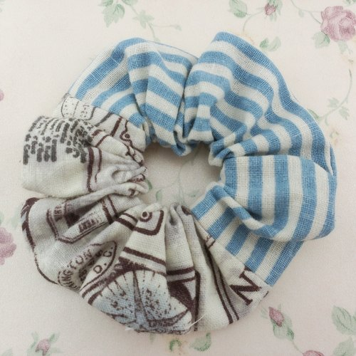 Bon Voyage. Sailing wind donuts tress / colon ring