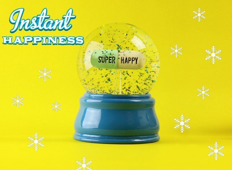 Instant Happiness Snowball (Price: 850 Special Price: 599)