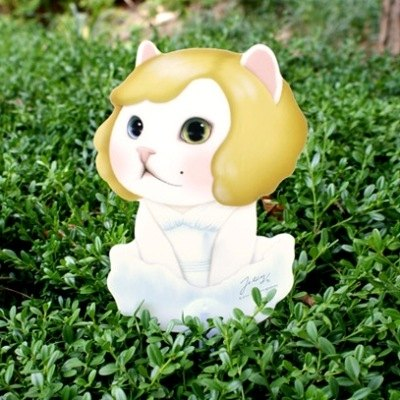Jetoy, choo choo sweet cat doll fan _Marilyn (J1307302)