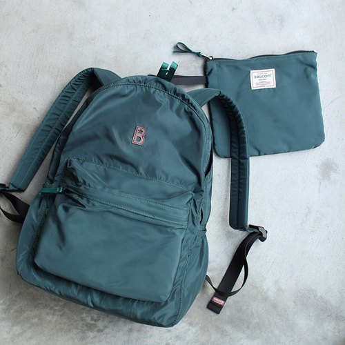 Bonnie Backpack(A4 OK)-Green★100437-50