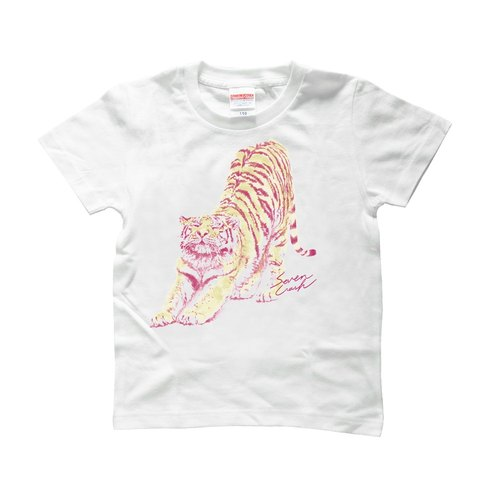 SEVEN CRASH | Children T- stretch tiger (Parents Clothes)