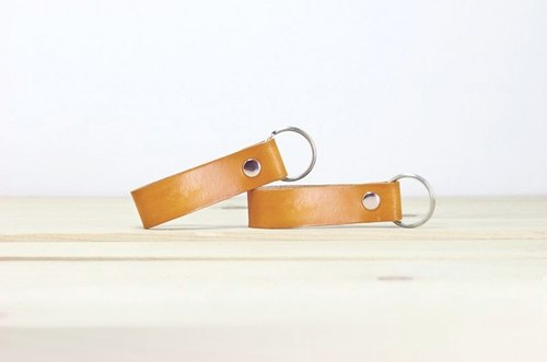 LION's Handmade Leather -- Key Ring