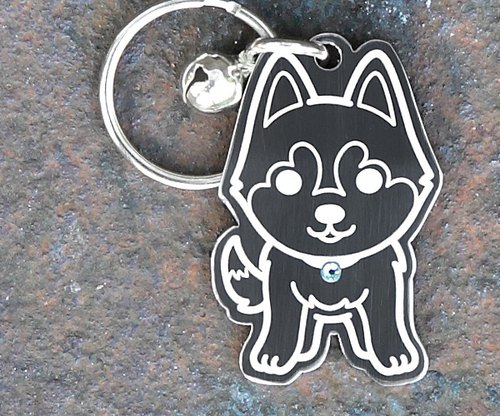 "[Ranger] ""dog shape"" Exclusive - custom designer (6-color diamond) Anti-lost ◆ ◆ cute x"