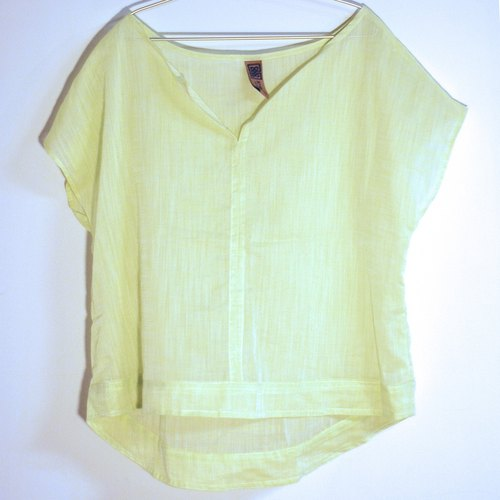 Cotton Top - Yellow