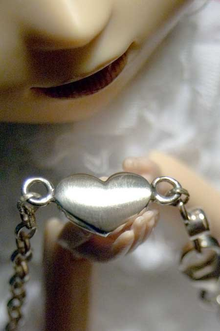 HeARt neckLAce。掛.心.項鍊。