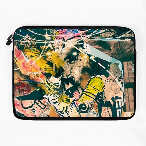 collage text laptop bag BQ-MSUN28
