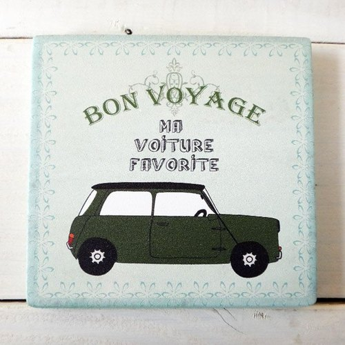 COSTER-WOODEN-VOITURE-GREEN