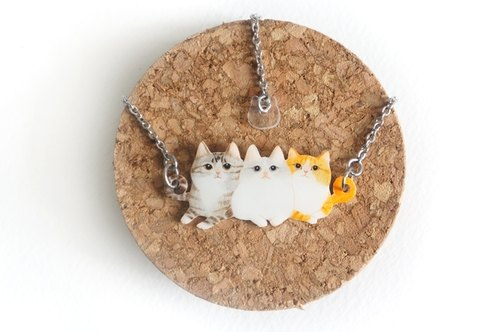 [Horned forest] multiple animals necklace - within three
