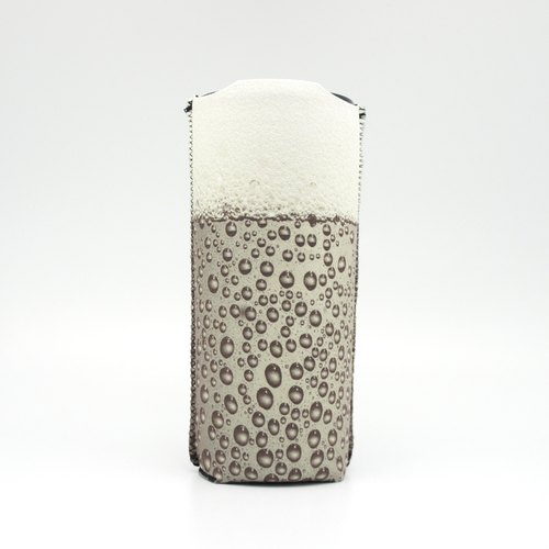 BLR Bottle Sleeve [ Gray bubble ]