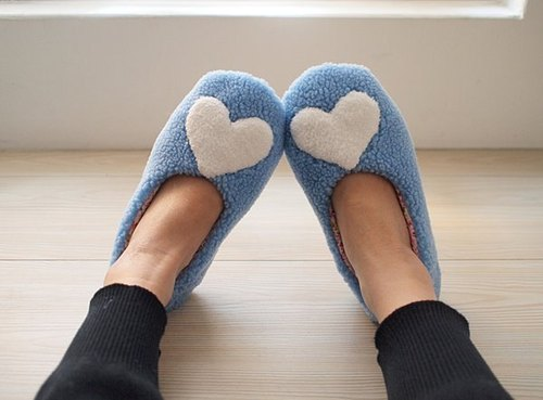 hairmo. Aqua love indoor warm slippers
