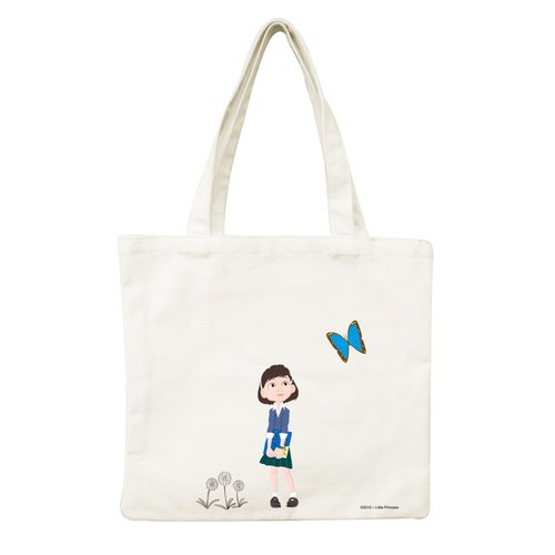 Little Prince Movie Version authorized - large canvas bag: [heart] Travel