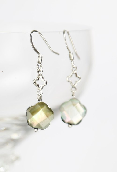 * Fashion generous gift of choice * sweet * Sharing - E0261 - Natural Gemstone Earrings
