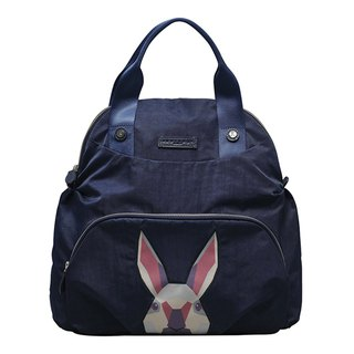 Diamond Rabbit Diamond Rabbit_Lightweight Nylon Shell Backpack (5 colors)