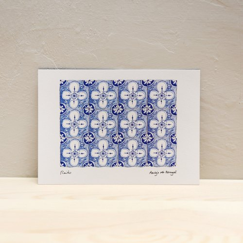 {004} tile Postcards *