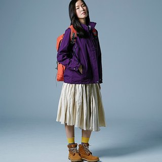 (Value) [MORR] Parvati female raincoat [deep purple]