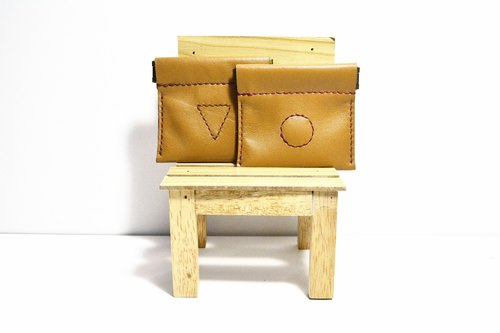 W&Y Atelier - Leather Coin Purse (limited-edition)