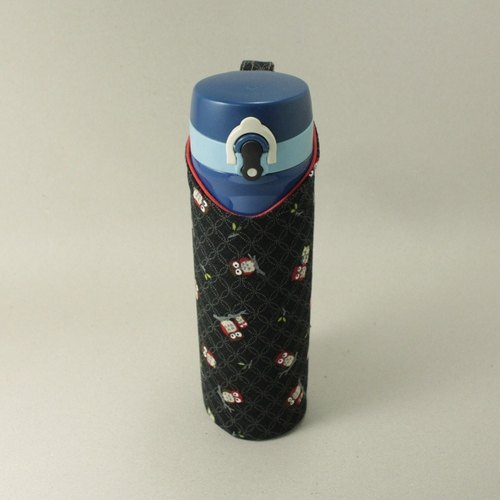 a'doubao [carry] breeze owl Dress bottle / water bottle sleeve jacket thermos bottle holder