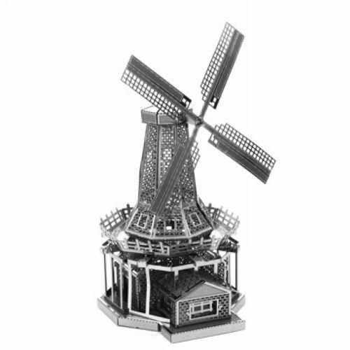 Micro model Metal Series TMN-22 Dutch Windmill