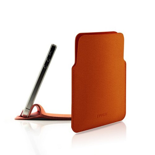 evouni Li - Nano Composite Case (Orange) M - iPhone4 / 4s / 5/4-inch or less