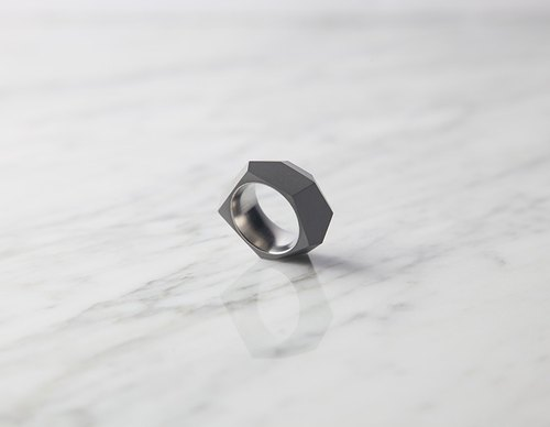 22DesignStudio cement ring -Rock