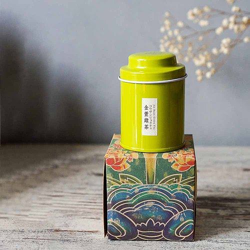 【Peach Blossoms Jin Xuan Tea】Jin-Xuan Green Tea 18 gram.