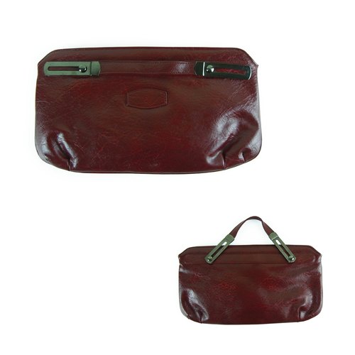 A‧PRANK: DOLLY :: VINTAGE vintage retro styling with hand / mobile dual leather bag