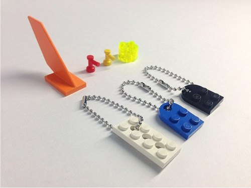 Qubefun Small Organizer # Compatible LEGO LEGO #Exclusively Sold Here