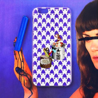 The Killer Cook- iphone 6/6s Hard case